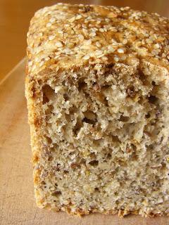Chleb wieloziarnisty przepis