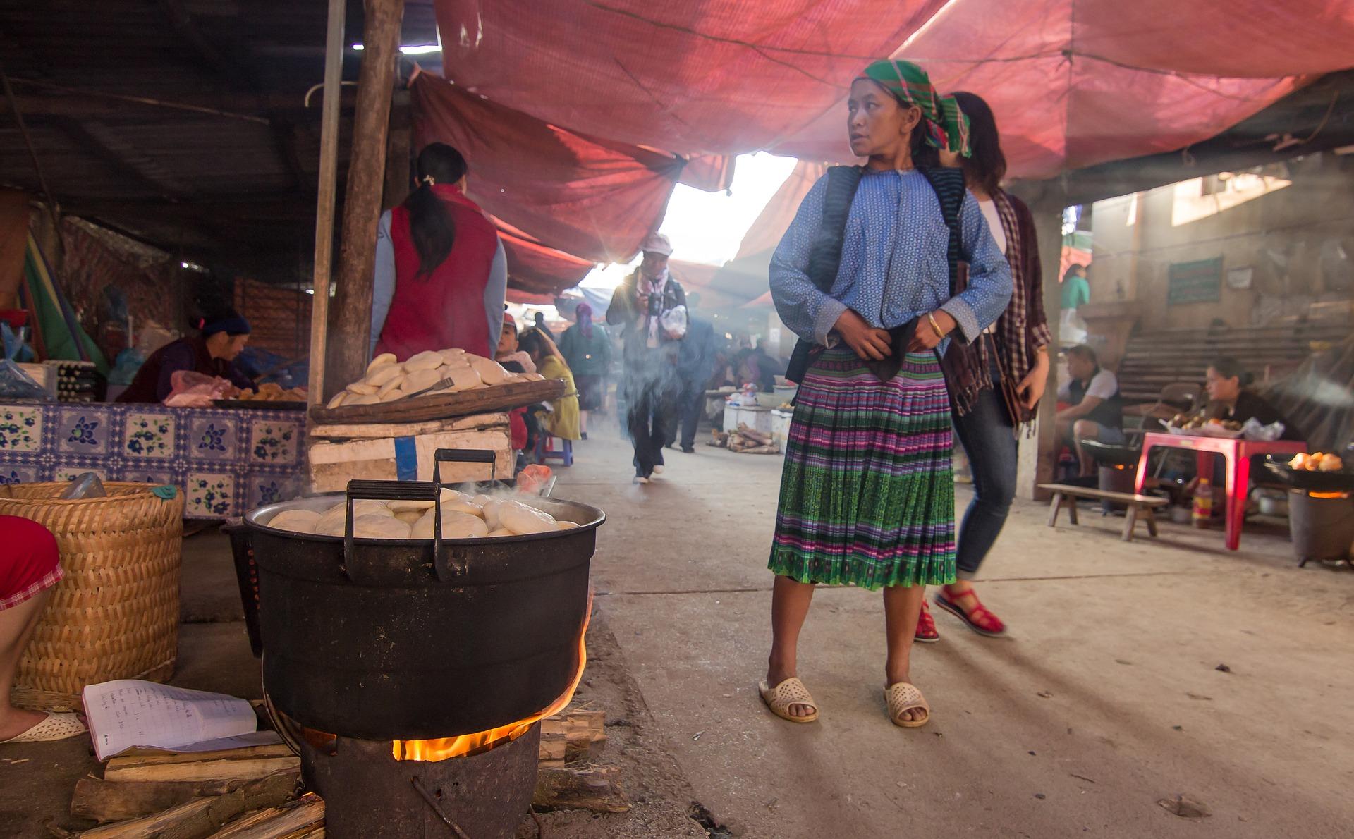 b8da42240d Bazar Bakalarska - kuchnia wietnamska - Pora na pora